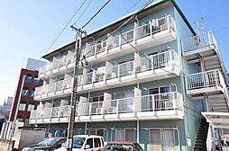 千葉県柏市末広町の賃貸マンションの外観