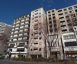 京都府京都市中京区橋之町の賃貸マンションの外観