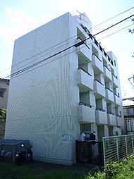 宮城県仙台市青葉区高松1丁目の賃貸マンションの外観