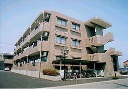 ファミーユA棟[1階]の外観