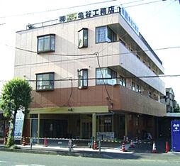 埼玉県さいたま市岩槻区諏訪2丁目の賃貸マンションの外観