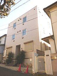 東京都板橋区稲荷台の賃貸マンションの外観