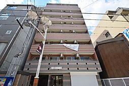ルミエール駒川[902号室]の外観