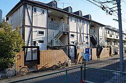 千葉県市川市塩焼1丁目の賃貸アパートの外観