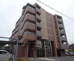 大阪府枚方市町楠葉の賃貸マンションの外観