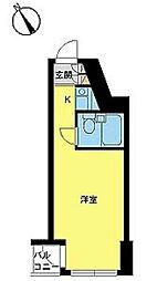 スカイコート田端[11階]の間取り