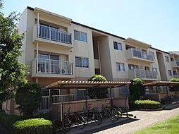 兵庫県三田市ゆりのき台3丁目の賃貸マンションの外観
