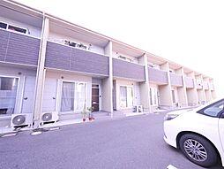 [テラスハウス] 岡山県岡山市東区松新町 の賃貸【/】の外観