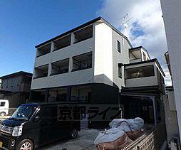 京都府宇治市小倉町天王の賃貸アパートの外観