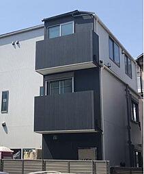 東京都世田谷区千歳台1丁目の賃貸アパートの外観