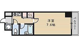 フロレスコ昭和町[4階]の間取り