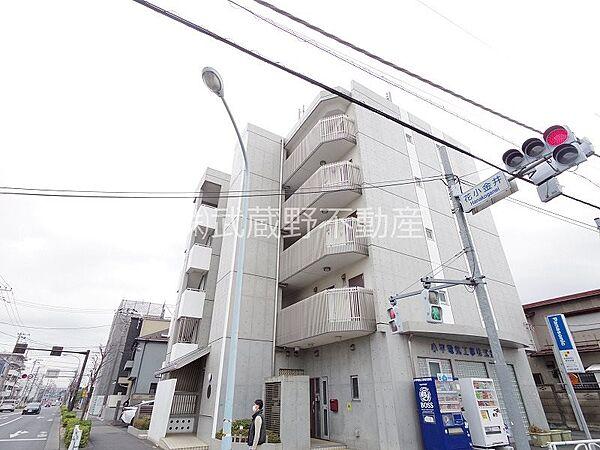 ラジュナーレ・パラスト 3階の賃貸【東京都 / 小平市】