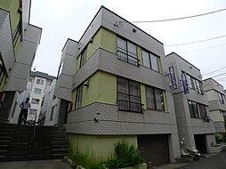 平岸第一マンションD棟[5号室]の外観