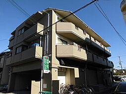 エスコート本田[3階]の外観