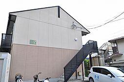 ラフェール大久保[2階]の外観