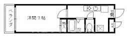 第一大宮ハイツ[312号室号室]の間取り