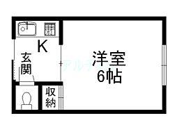 七条駅 1.7万円