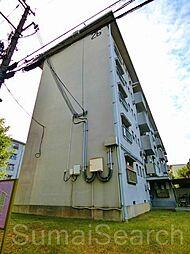 浅香山住宅26棟[5階]の外観