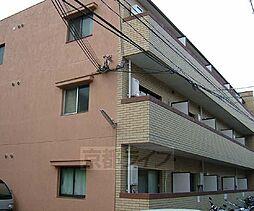 京都府京都市右京区太秦御所ノ内町の賃貸マンションの外観
