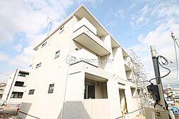 神奈川県相模原市南区相模台4の賃貸アパートの外観