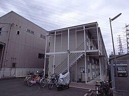 レオパレスフジ[1階]の外観