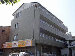 ビュウビレッヂ轟[306号室]の外観