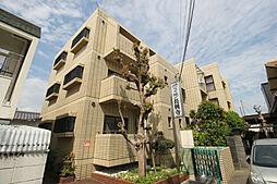大阪府豊中市長興寺北1丁目の賃貸マンションの外観