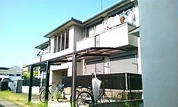 兵庫県尼崎市武庫元町1丁目の賃貸アパートの外観