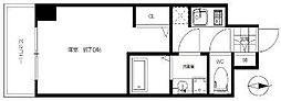 W-STYLE福島IIウィステリア[3階]の間取り