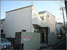 神奈川県横浜市神奈川区白幡東町の賃貸アパートの外観