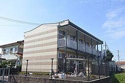 レオパレス上井沢[2階]の外観
