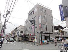 浜田山駅(現地まで1040m)