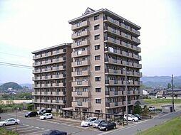 兵庫県豊岡市今森の賃貸マンションの外観
