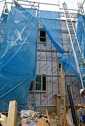 ユナイト大口スクムヴィットの杜[2階]の外観