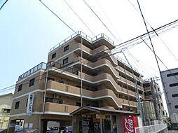 松橋マンション[3階]の外観