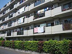 昭和62年築のマンションです