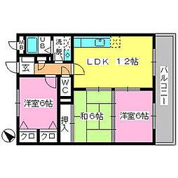 白木原駅 8.3万円