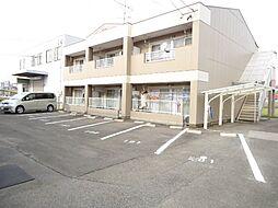 岐阜県美濃加茂市太田町の賃貸アパートの外観
