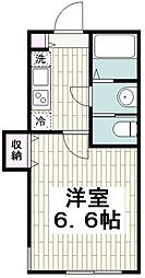 JR東海道本線 戸塚駅 徒歩8分の賃貸アパート