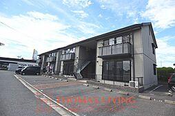 三洋タウン本城 B棟[1階]の外観
