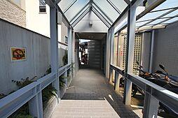 ハピネス大屋町[2階]の外観