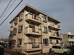 中澤マンション[101号室]の外観