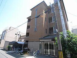 ブリエ三竹[4階]の外観