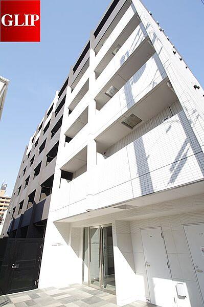 ルクシェール横濱生麦[5階]の外観