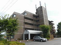 アロウI・叡山[2階]の外観