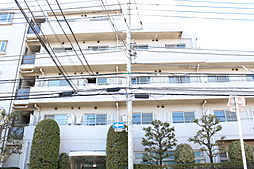 千葉県市川市新田3丁目の賃貸マンションの外観