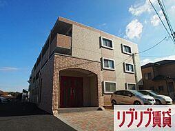 千葉県千葉市中央区葛城3丁目の賃貸マンションの外観
