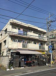 神奈川県大和市上草柳2丁目の賃貸マンションの外観