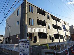 愛知県名古屋市瑞穂区大喜町4丁目の賃貸アパートの外観