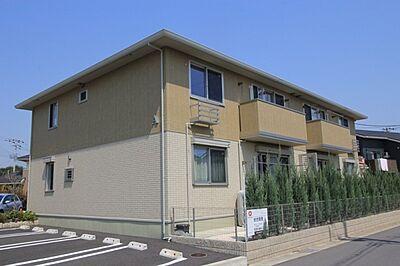 外観,2LDK,面積75.34m2,賃料9.8万円,つくばエクスプレス 研究学園駅 徒歩30分,,茨城県つくば市学園の森